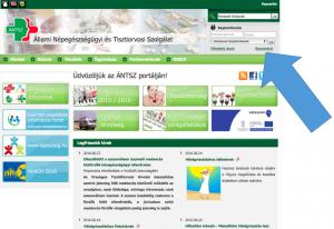 antsz honlap hűtőtorony regisztráció