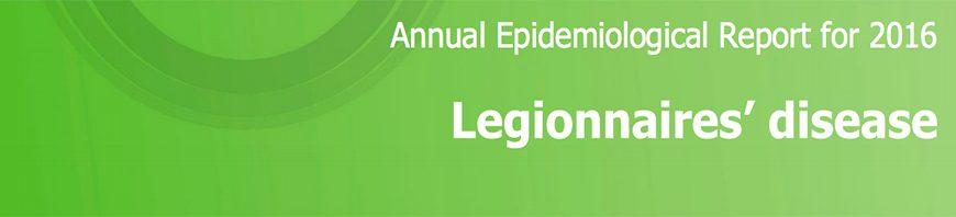 2016-ban azonosították eddig a legtöbb legionárius megbetegedést Európában