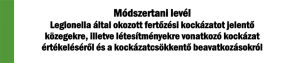 Legionella Módszertani levél 2020 5. kiadás_940198